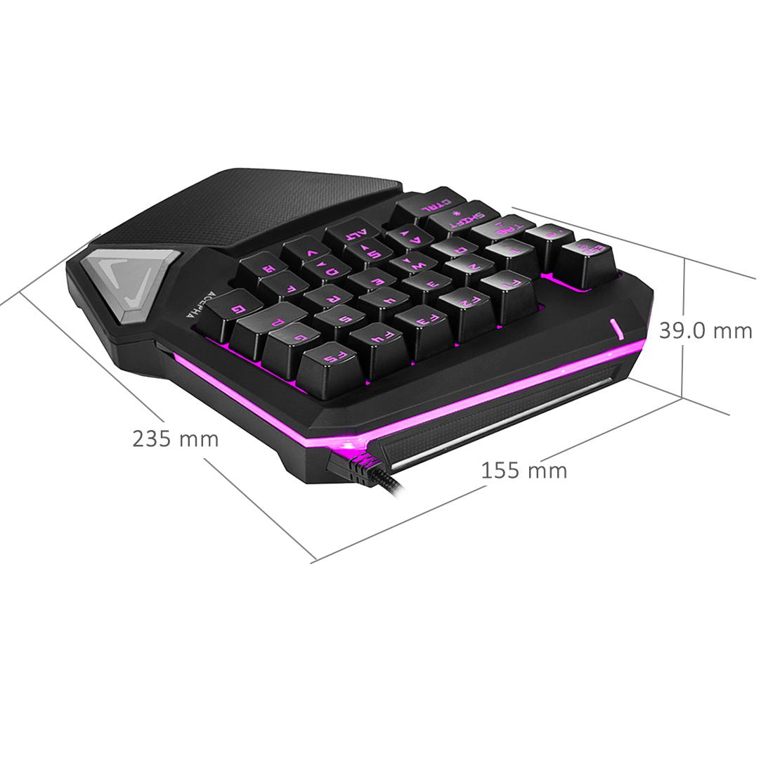 ACEPHA T9 Pro Gaming Keypad